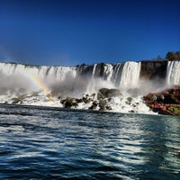 Photo taken at Niagara Falls State Park by Salem on 10/13/2013