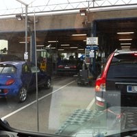 Photo taken at Autokeuring Asse by Bart H. on 6/18/2013