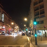 Photo taken at Rue des Écoles by Sully K. on 12/17/2013