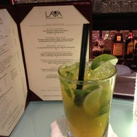 Photo taken at Lava Lounge by Emily K. on 2/20/2013