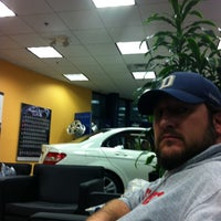 Photo taken at Mercedes-Benz of Easton by Tom C. on 12/21/2012