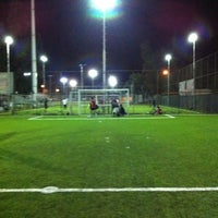 Photo taken at Soccer Pro by Patricio B. on 3/1/2013