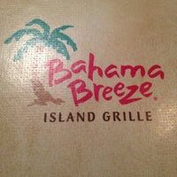 Photo taken at Bahama Breeze by Scot M. on 2/24/2013