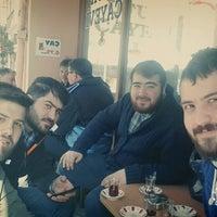 Photo taken at Ufuk Çay Evi by Abdüssamed T. on 4/20/2015