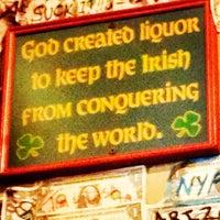 Photo taken at Irish Republic, Ale House by Lady C on 10/19/2013