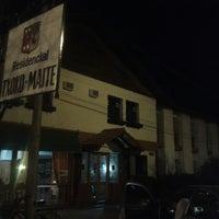 Photo taken at Txoko Maite Residencial by Federico S. on 4/14/2014