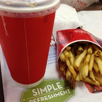 Photo taken at Wendy's by Whittallica on 6/5/2013