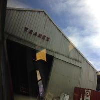 Photo taken at Taller Tranex Los Bronces by Ricardo A. on 4/24/2013