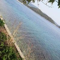 4/13/2018 tarihinde Ümmühan M.ziyaretçi tarafından Olympos Mocamp Beach Club'de çekilen fotoğraf