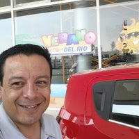 Photo taken at Chevrolet by Iván A. on 7/27/2014
