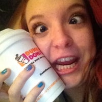 Photo taken at Dunkin' Donuts by Liz M. on 2/11/2013