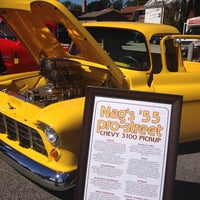 Photo taken at Route 66 Car Show by Reneé Lee G. on 9/7/2014
