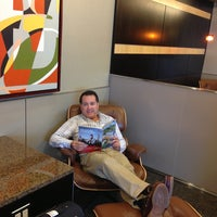 Photo taken at American Airlines Admirals Club by Roberto A. on 4/26/2013