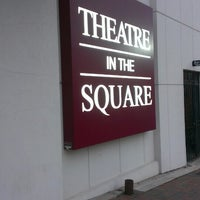 Photo taken at Theatre In the Square by Kip P. on 3/9/2013