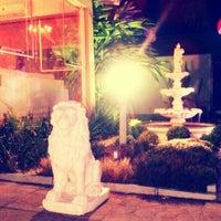 Photo taken at Hotel das Rosas by Mayara T. on 5/1/2013