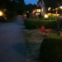 Photo taken at Campingplatz Tauberromantik by Maxim P. on 8/15/2015