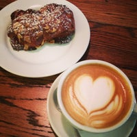Photo taken at Joe the Art of Coffee by Rachel S. on 2/26/2013