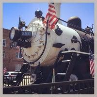 Photo taken at Wilmington Railroad Museum by Derek D. on 5/24/2014