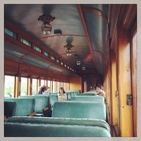 Photo taken at Strasburg Railroad by Derek D. on 5/10/2014