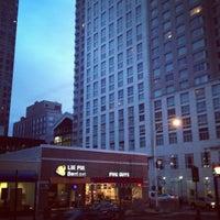 Photo taken at City Center at White Plains by Derek D. on 2/28/2013