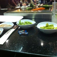 Photo taken at Furasshu Japanese Cuisine by Rox R. on 3/3/2013