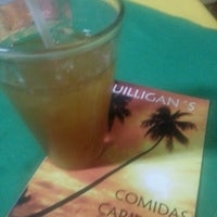 Photo taken at Guilligans Caribbean Food by Maria Z. on 6/29/2013