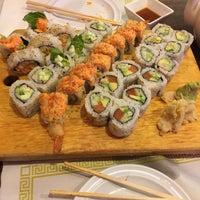 Photo taken at Nizi Sushi by Burak I. on 12/27/2016