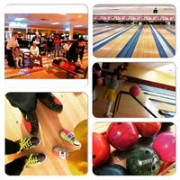 Photo taken at Northland Bowl & Recreation Center by Duygu O. on 3/4/2015