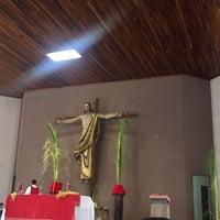 Photo taken at Templo de la Juventud San Juan Bosco by Su Yen O. on 3/20/2016