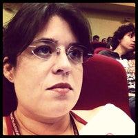 Photo taken at Auditório Prof. Sérgio Mascarenhas - IFSC - USP by Mariana C. on 3/1/2013