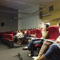 Photo taken at Auditório Prof. Sérgio Mascarenhas - IFSC - USP by Mariana C. on 4/12/2013