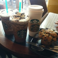 Photo taken at Starbucks by Janice L. on 10/1/2012