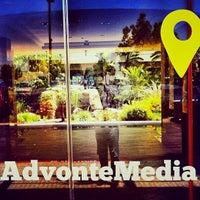 Photo taken at Advontemedia Web Design & Strategy by David B. on 7/9/2013