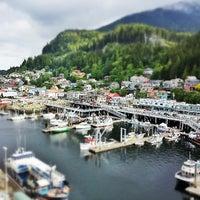 Photo taken at Ketchikan, Alaska Pier One by David B. on 6/14/2013