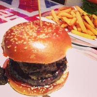 2/21/2013にDavid B.がBGR - The Burger Jointで撮った写真
