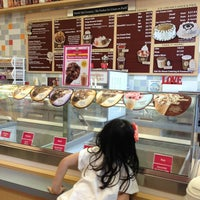 Photo taken at Marble Slab Creamery by Carol G. on 7/30/2013