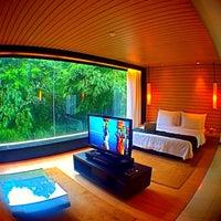 Photo taken at Padma Hotel Bandung by Resti Y. on 10/12/2014