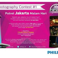 Photo taken at PT Philips Indonesia Head Office by Resti Y. on 6/6/2014