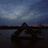 Photo taken at Circle F Dude Ranch Camp by Karlton B. on 4/13/2013