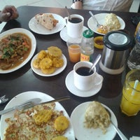 Photo taken at Cafeteria Jean Pierre by Pedro M. on 1/27/2014