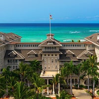 Photo taken at Moana Surfrider, A Westin Resort & Spa, Waikiki Beach by Matthew P. on 4/14/2013