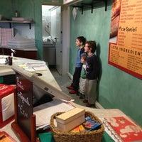 Photo taken at Pizzeria Pomodorino by Luca C. on 4/12/2013