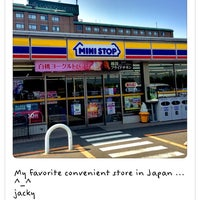 Photo taken at ミニストップ 成田吉倉店 by Jacky Y. on 8/14/2013