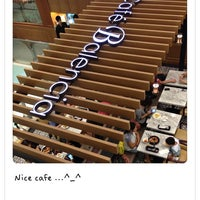 Photo taken at Café Balencia by Jacky Y. on 6/4/2013