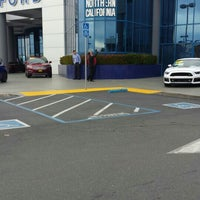 Photo taken at Future Ford Lincoln of Roseville by Sarah C. on 12/5/2015