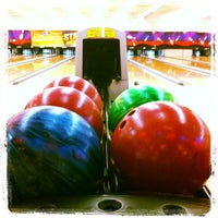 Photo taken at SM Bowling Center by Angeli T. on 7/15/2012