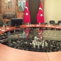 Photo taken at Ambassade de Turquie by Esma S. on 12/11/2013