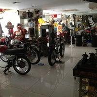 Photo taken at Chart Ducati Garage by Tun K. on 2/17/2013