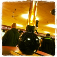 Photo taken at Diversey River Bowl by Nicole P. on 1/21/2013