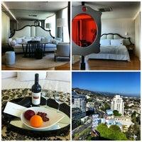 Foto tirada no(a) Mondrian Hotel por Africa H. em 4/8/2013